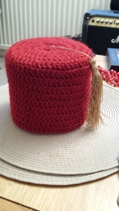 Crocheted bog roll fez.jpg